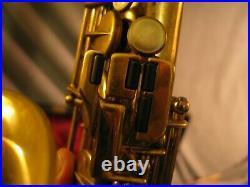 1931 Selmer Paris Cigar Cutter Eb Alto Sax and 1933 Selmer Paris BT Clarinet
