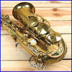 1950 King Zephyr Series II Alto Sax