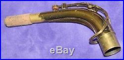 1956 Selmer Mark VI alto sax neck
