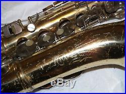 1960's Conn Shooting Star Alto Sax/Saxophone, Plays Great