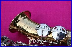 1963 SML Gold Medal Pichard Alto Sax #18k, full engraving
