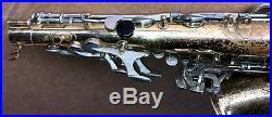 1976 Yamaha YAS-21 Alto Saxophone Sax w Original Case & Accessories 23