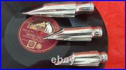 3 Goldbeck bocchini vintage 1920 per sax alto tenore baritono hot jazz rare