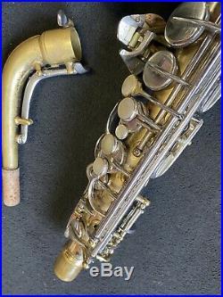 A Professional Conn 6M sax, vintage 1956