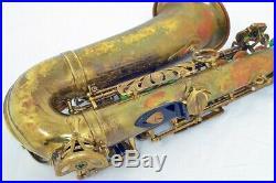 A. Selmer Mark VI 6 Alto Saxophone Sax Overhauled Tested Ex++ Rare 1971 Vintage
