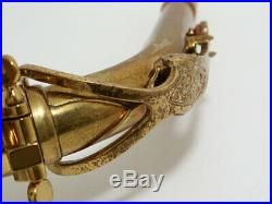 A. Selmer Paris Mark VI 6 Alto Saxophone Sax Serviced Tested Used With Case