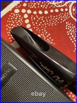 Aaron Drake Phil Woods Alto sax mouthpiece #7