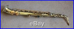 Absolutely Rare! Vintage Keilwerth Straight Alto Sax (Saxello)