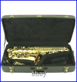 Alto Eb Sax Saxophone Set with Storage Case Mouthpiece Accessories