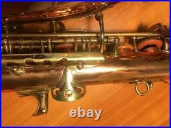Alto Sax Buffet Prestige Copper