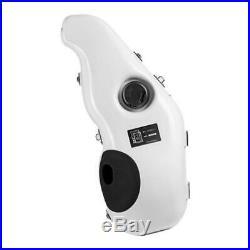 Alto Saxophone Mute Sax Partner Sax Silencer Saxophone Accessories White