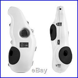 Alto Saxophone Mute Sax Partner Sax Silencer Saxophone Accessory Parts White
