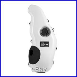 Alto Saxophone Mute Sax Partner Sax Silencer Saxophone Accs Parts White