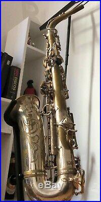 Alto sax Selmer Mark VI original 1954