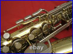 Amati Aas22 Alto Sax. In Beautiful Condition