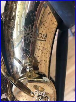 Blossom Alto Saxophone Sax with Case