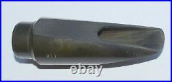 Brilhart Hard Rubber 6 Alto Sax Mouthpiece Free USA Ship