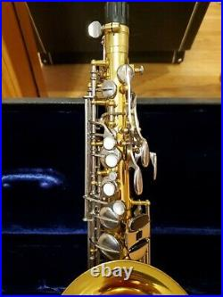 Buffet Crampon Made In Italy Evette Schaeffer Alto Sax Same As Super Dynaction