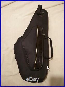 Bundy Special Alto Sax, Keilwerth stencil, Vintage sound, custom neck, gig bag