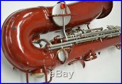 C G Conn Chu Berry Alto Sax