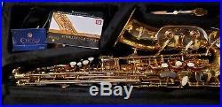 Cecilio Mendini Alto Sax Saxophone HMAS-L