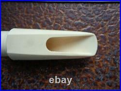 Classic Brilhart Tonalin #3 alto sax mouthpiece