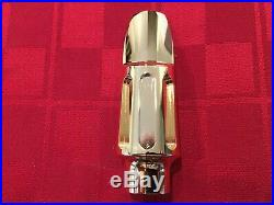 Claude Lakey Apollo Series 6 Brass Alto Saxophone Mouthpiece Sax. 075