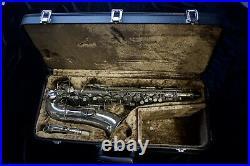 Conn New Wonder Chu Berry alto sax 1927
