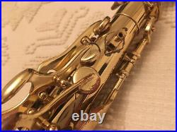Conn Shooting Star Alto Sax, 1970, made in USA overhauled and ready to play