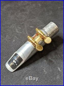 Dukoff D8 Alto Sax Mouthpiece with H Ligature Sanborn Setup