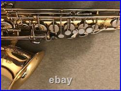 EXCELLENT YAMAHA YAS-200AD ADVANTAGE ALTO SAXOPHONE SAX WithEXTRAS HARDLY PLAYED