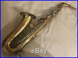 Evette Schaeffer Buffet Sax Alto Saxophone
