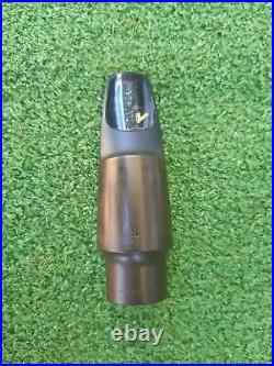 First Model Meyer NewYork (int BROS ext NY) 8M Small Chamber Alto Sax Mouthpiece