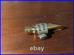 Florida Otto Link Super Tone Master 4 Alto Sax Mouthpiece with Vintage Ligature