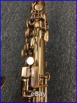 Holton Elkhorn Frank Holton Signature Alto Sax VINTAGE