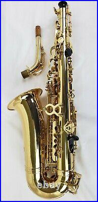 Julius Keilwerth St90 Series IV Alto Sax Shop Adjusted Plays Great Super Clean