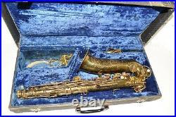 LEBLANC VITO Vtg ALTO SAXOPHONE Sax BEAUGNIER OR HOLTON -PLAYS- PARTS/REPAIR