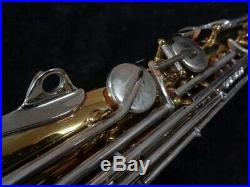 Late Vintage Buescher 400 Alto Sax in Original Lacquer Serial # 692272