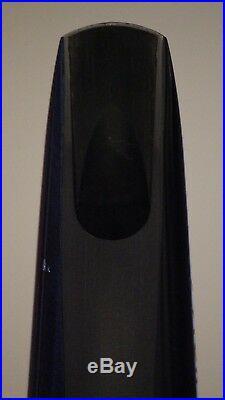 Lebayle 8 hard rubber alto sax mouthpiece