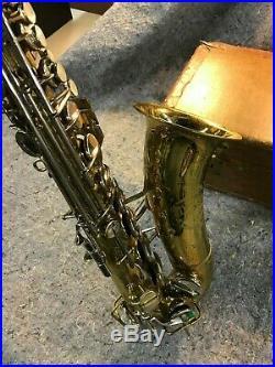 Martin Imperial Alto Sax