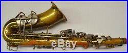Martin Imperial Handcraft Alto Sax, Low Pitch (elkhart, In Production)