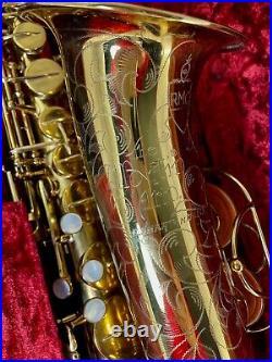 Martin Sax The Martin Alto Saxophone serviced, Original lacquer 1961 BEAUTY
