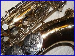 Mirage Alto Sax/Saxophone, Plays Great