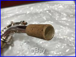 NOS Julius Keilwerth Alto Saxophone Neck Silver Sax Buffet Crampon