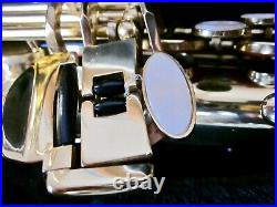 New DC PRO SERIES II alto sax Yamaha YAS 275 ALTO SAX copy & Yamaha cork grease
