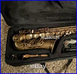 New Mark VI Alto Eb Saxophone Brass Tube E-flat Unique Copper Sax