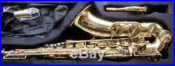 New pro alto sax Selmer as600 COPY heavy duty withYamaha sax swab list $1,998.00