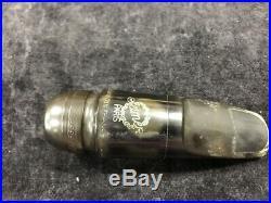 Original 50s Vintage Selmer Soloist SHORT SHANK C Alto Sax Mouthpiece