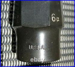 Otto Link EB 6 alto sax mouthpiece