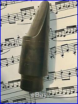 Otto Link Reso Chamber Alto Sax Mpc Joe Allard Facing